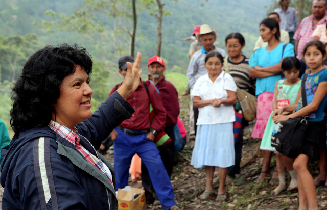 FUNDING SECURITY OF INDIGENOUS HUMAN RIGHTS DEFENDERS