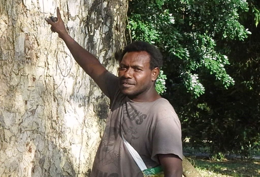 LAND DEFENDERS IN PAPUA NEW GUINEA SPEAK OUT!