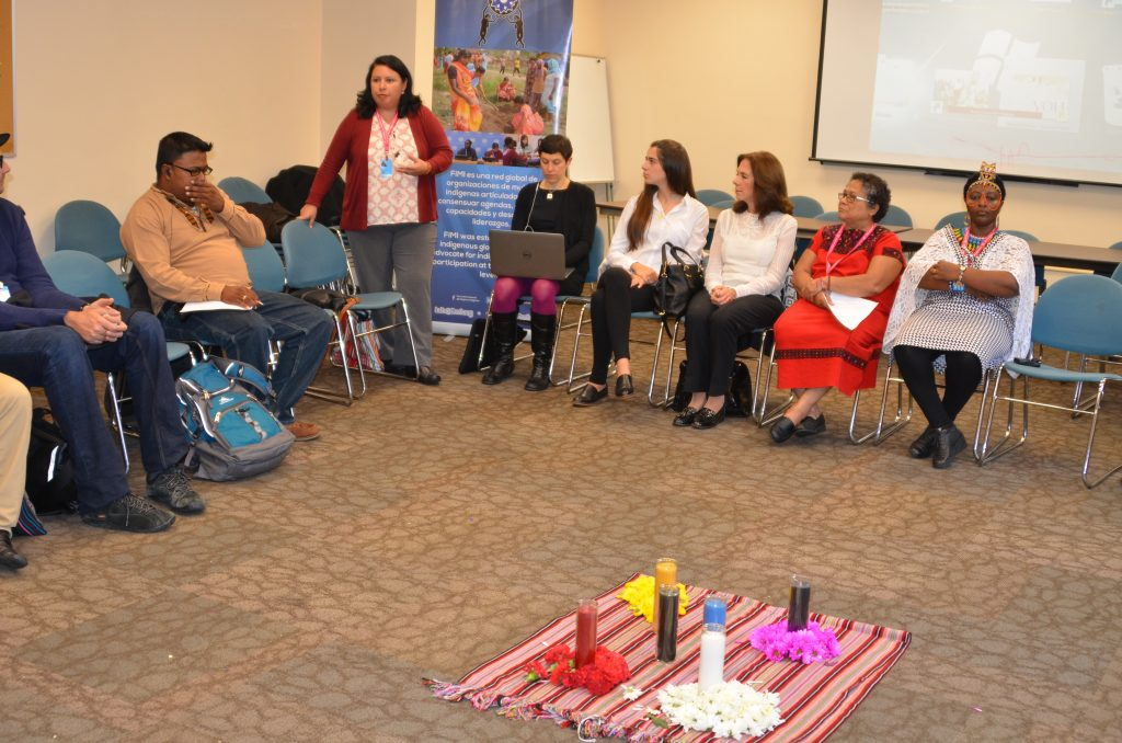 FIMI and IFIP Call on Building Alliances to Combat Violence Against  Indigenous Women.