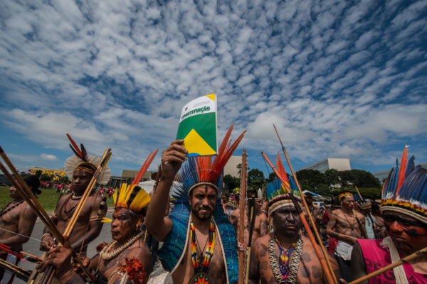 Brazil's Political Crisis Places Indigenous Rights at the Crossroads