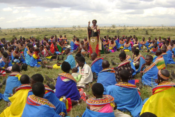 Indigenous Women Leading in the Implementation of the SDGs